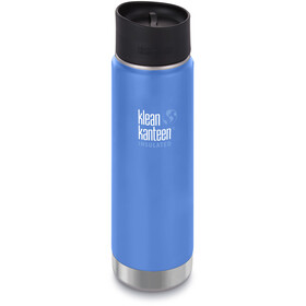 Klean Kanteen Wide Vacuum Insulated Bottle Café Cap 2.0 592ml Pacific Sky
